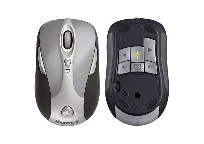 Microsoft с мишка за презентации