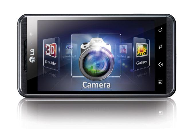 MWC 2011: 3D пир за окото в джобен формат