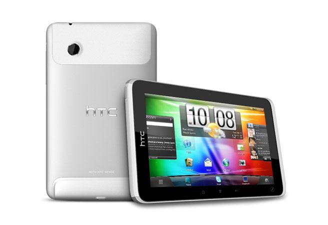 MWC 2011: първият таблет на HTC