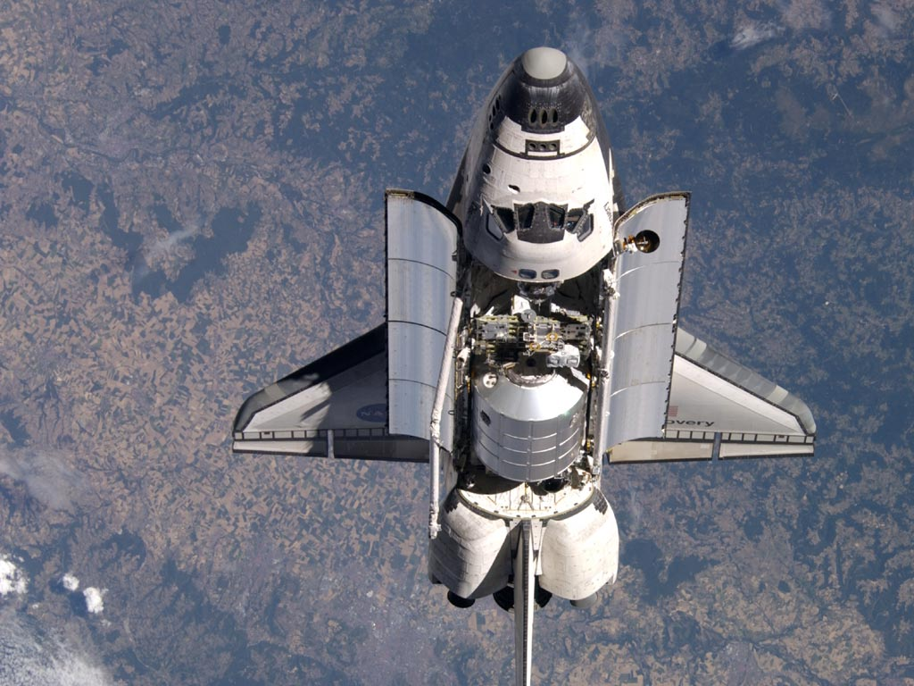 discovery space shuttle - 1024×538