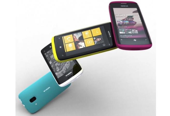 Nokia WP7 телефони чак догодина?