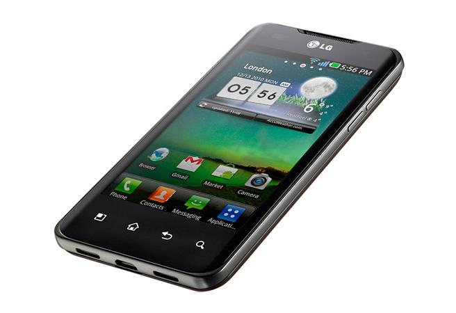 LG представя три Optimus смартфона на родния пазар