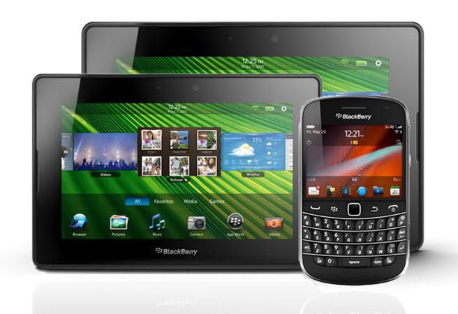 RIM може би подготвя по-голям брат на таблета BlackBerry PlayBook