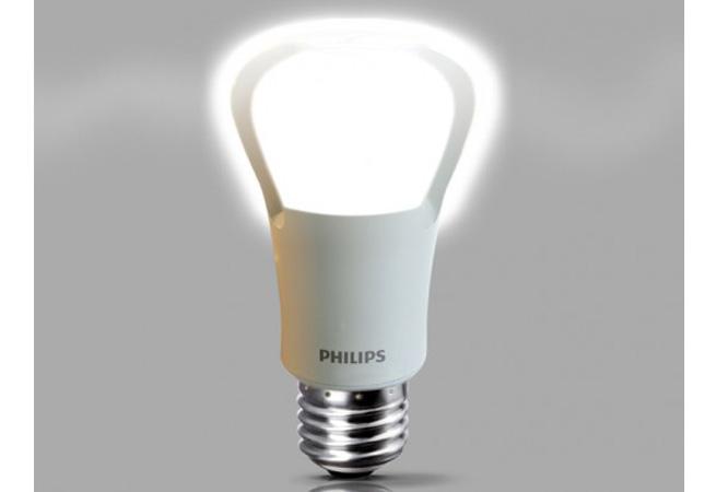 Philips подготвя LED заместител на 75-ватовата електрическа крушка