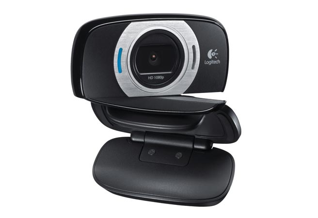 Logitech анонсира новата уебкамера C615
