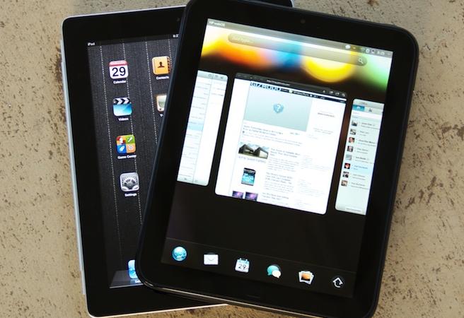 WebOS работи двойно по-бързо на iPad