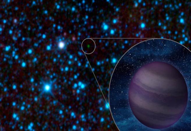 Астрономи откриха необичайно студена звезда