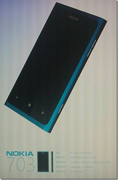 Symbian или WP7 – с коя операционна система ще бъде Nokia 703?