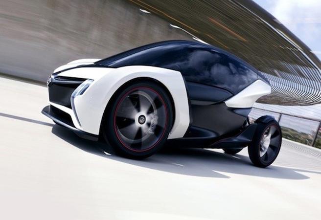 Opel анонсира концептуален електромобил One Euro Car