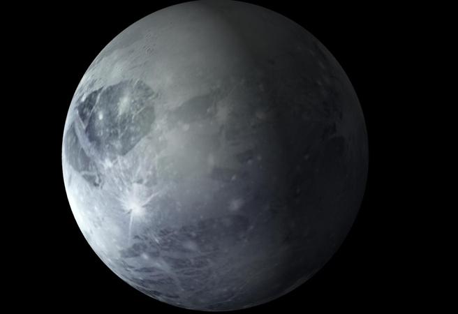 Във вътрешността на Плутон има океан от течна вода