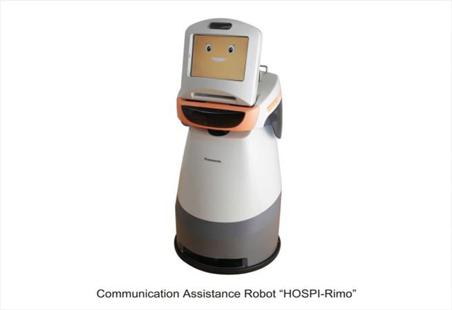Panasonic представи три нови робота