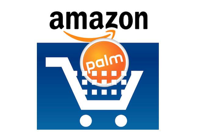 Amazon може да купи Palm