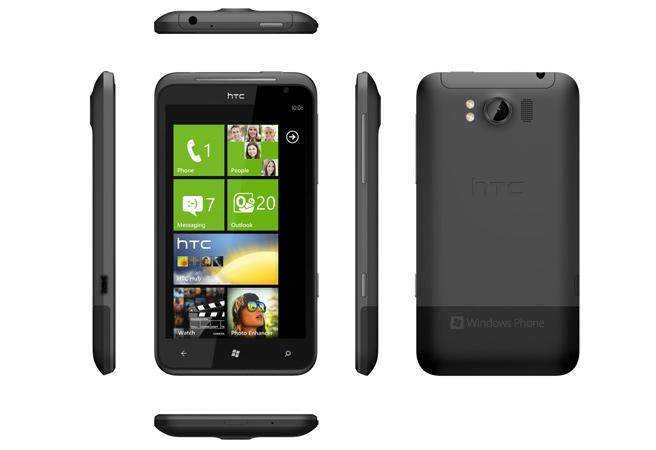 ВИДЕО: Титанът на HTC е с огромен дисплей и Windows 7.5 Mango