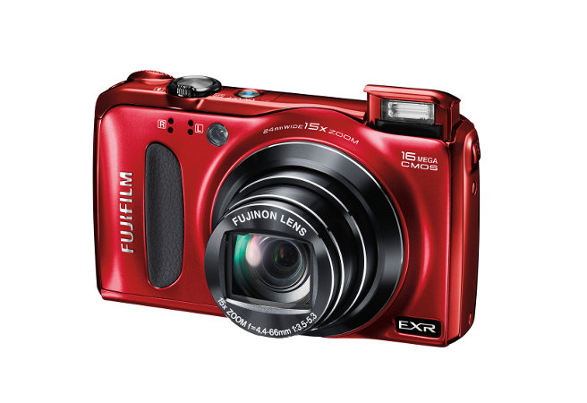 Fujifilm FinePix F660EXR - отлични снимки в компактен корпус