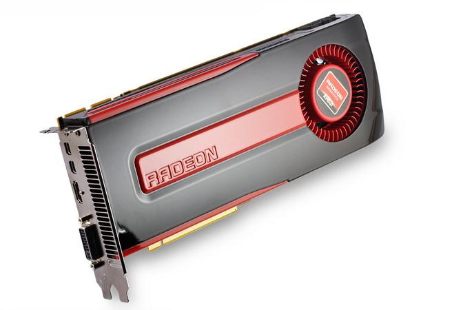 Radeon HD 7970 - най-бързата солова видеокарта на планетата