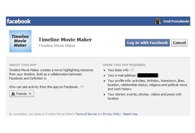 log into facebook facebook - 642×398