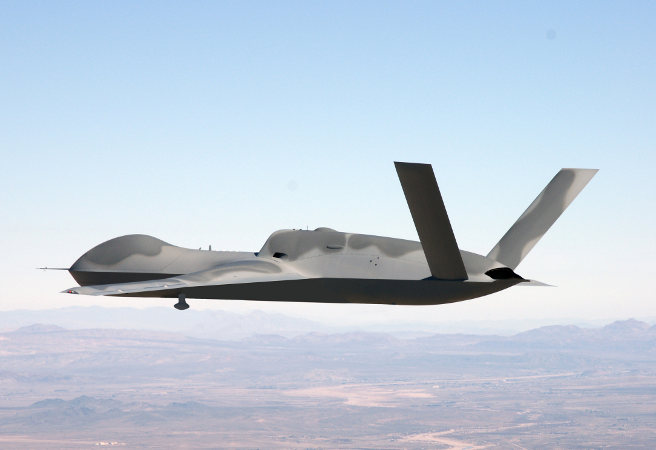 Avenger II  ще бъде най-големият безпилотен боен самолет в света