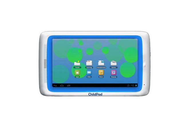 Детският таблет Archos Child Pad работи под управлението на Android 4.0