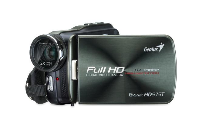 Компактна и евтина видеокамера –  Genius G-Shot HD575T