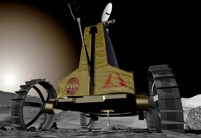 Нов луноход ще изследва естествения ни спътник през 2015 г.