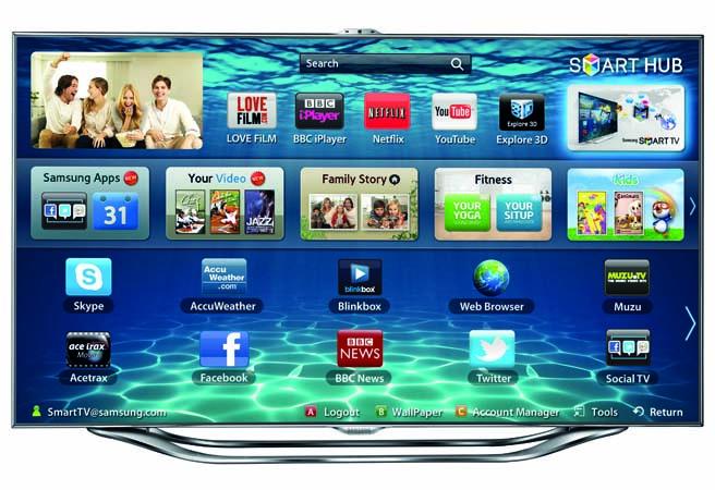 Резултат с изображение за телевизори се управляват с глас