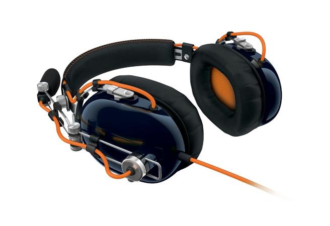 Battlefield 3 слушалки с интересен дизайн от Razer