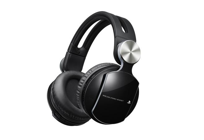 Пулсиращи ноти - слушалките Sony Pulse Wireless  Elite Edition