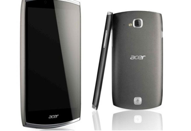 Acer CloudMobile и Liquid Glow идват и в Европа