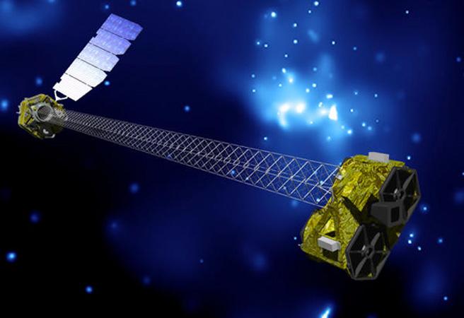 NASA пусна на около земна орбита телескопа NuSTAR