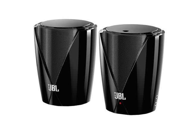 Колонките JBL Jembe –  красота и отличен звук за компютъра