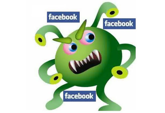 Facebook ще сканира компютрите за зловредни програми