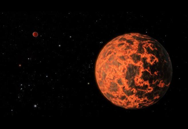 Астрономи откриха малка екзопланета
