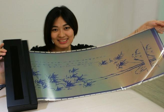 LG е официалният производител на гъвкави дисплеи за Южна Корея