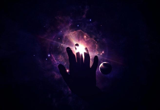 Бъдещето на Вселената напред във времето