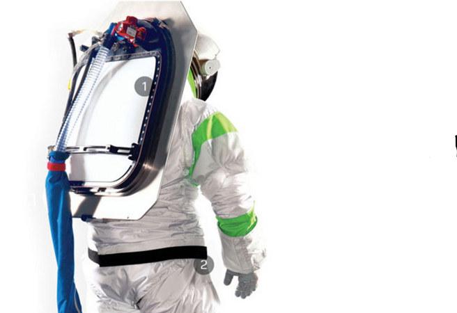 Z-1 – новият космически скафандър на NASA