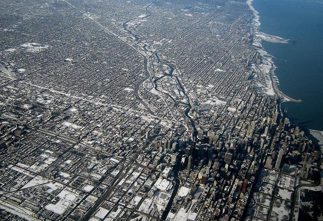 Улиците в Чикаго пречистват въздуха