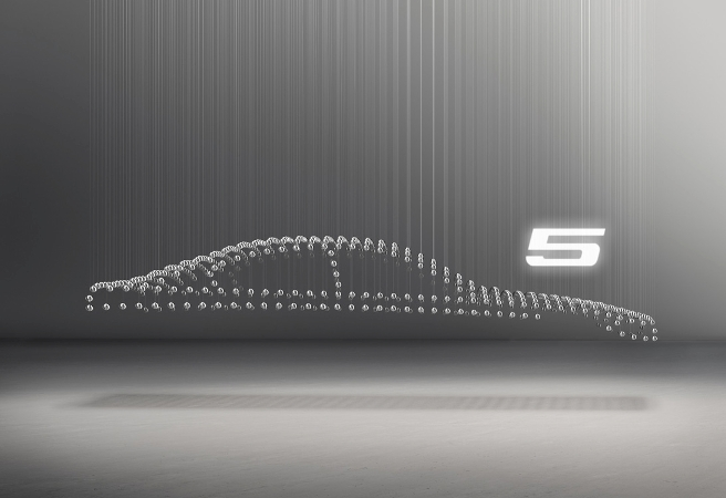 Изумителни кинетични скулптури от BMW