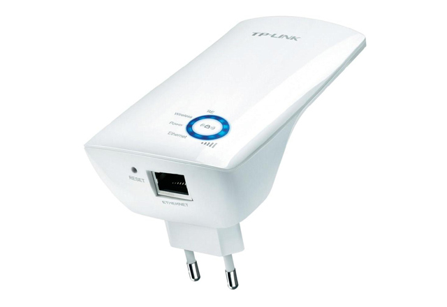 TP-LINK пуска адаптер, увеличаващ радиуса на безжичната мрежа - TL-WA850RE