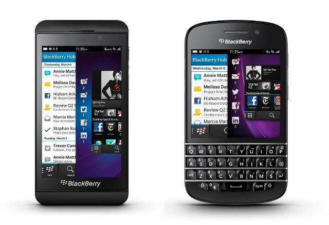 Брандът RIM е мъртъв, BlackBerry анонсира Z10, Q10 и нова операционна система