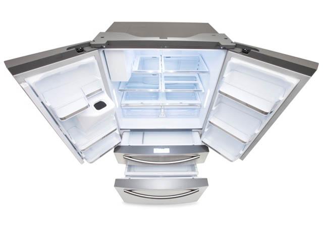 Counter Depth French Door: Хладилник с 4 врати от Samsung