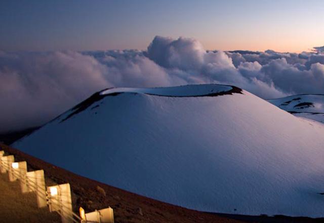 Най-големият телескоп на Земята ще бъде разположен на върха на вулкан