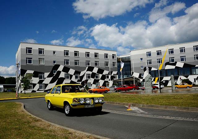 Opel очаква феновете си на фестивал в Ошерслебен