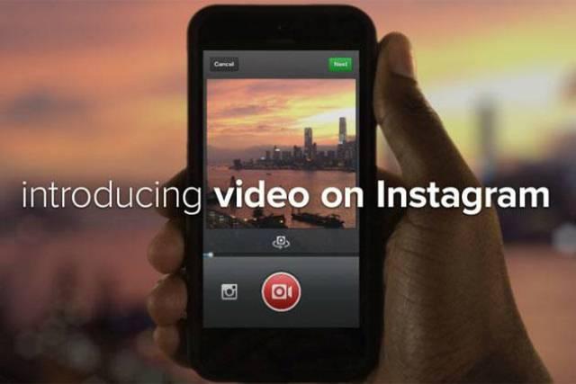 Instagram с 5 милиона видео споделяния само за 24 часа