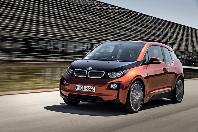 i3 – електрически автомобил от BMW