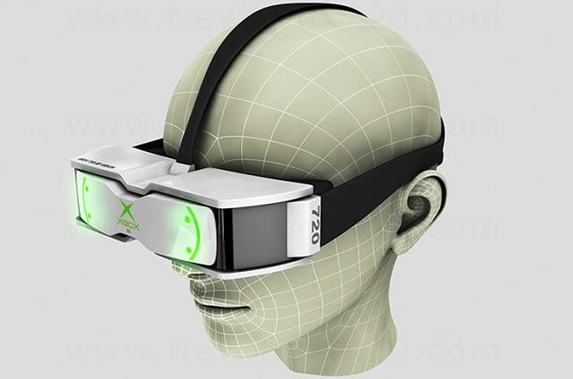 Очила за виртуална реалност за Xbox One?