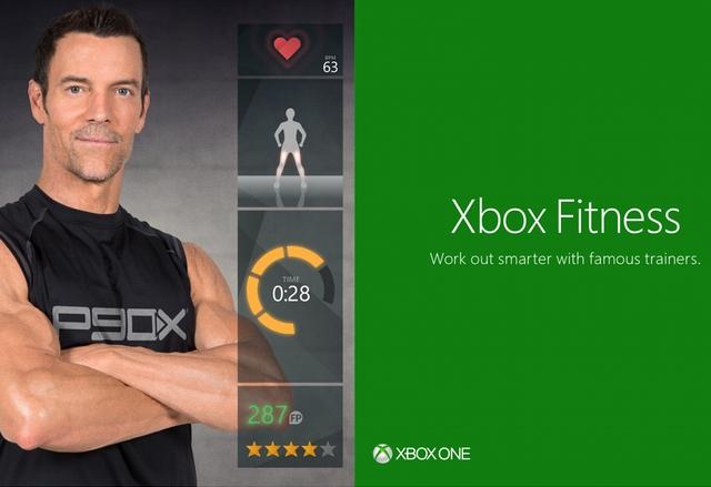 Microsoft работи по фитнес екосистема за Xbox One