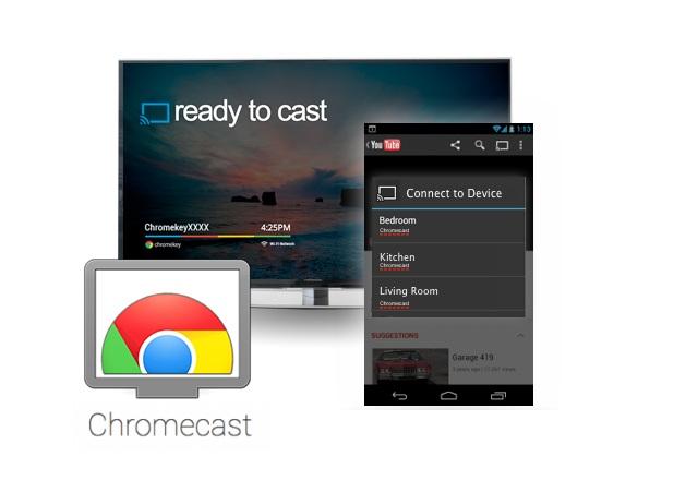 Приложението Chromecast на Google стана интернационално