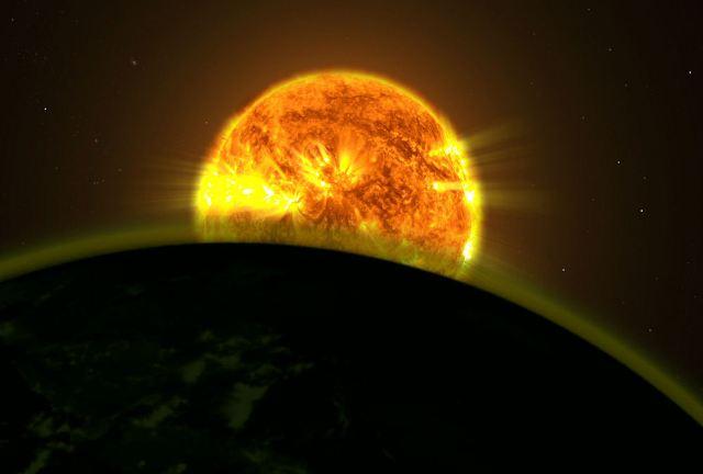 Засякоха вода на пет екзопланети