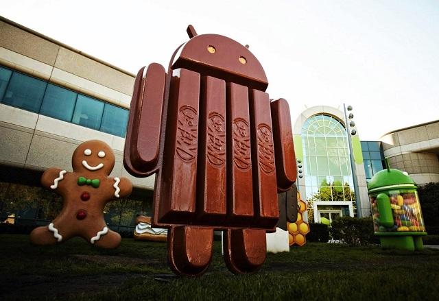 Бавното разпространение на Android 4.4 KitKat