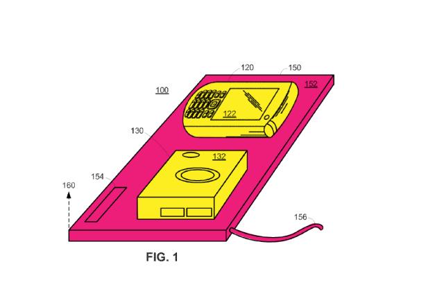 Apple с одобрение за патент, свързан с безжично индукционно зареждане